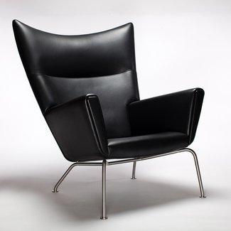 CH445 Wing Chair - Wegner til Fast lav pris |