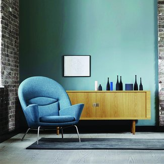 CH468 Oculus Lounge Chair by Carl Hansen | Lekker Home