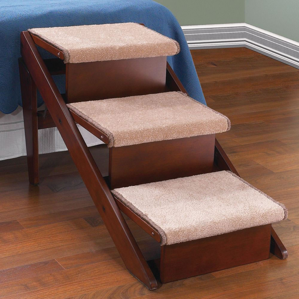 Incroyable Cheap Dog Stairs For Bed U2013