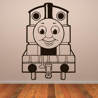 Childs Thomas Tank Engine Train Wall Art Sticker Decal ...