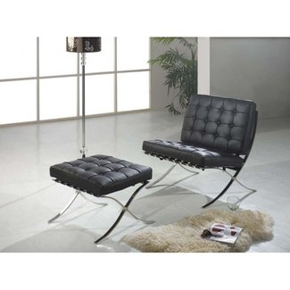 China Barcelona Chair - China Design Furniture, Barcelona ...