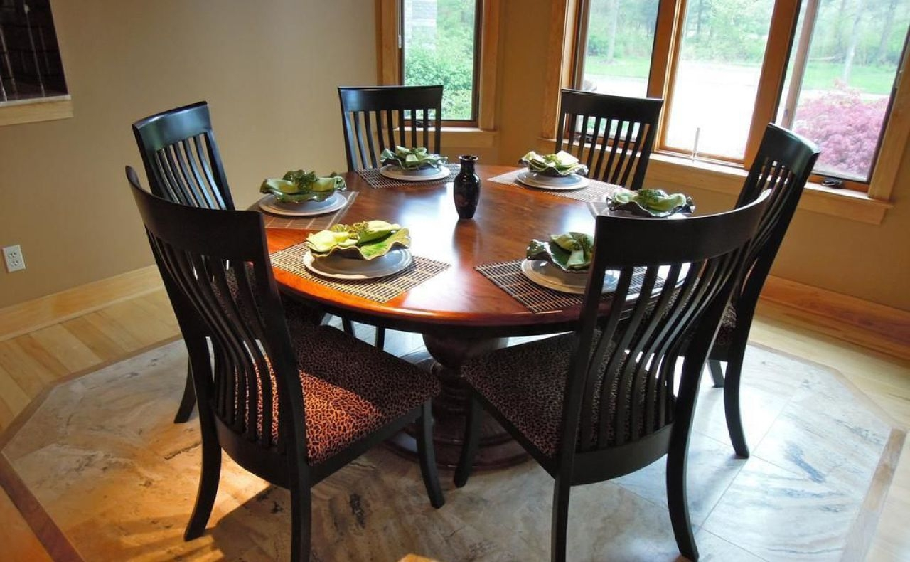 Round Dining Table For 9 You'll Love in 9   VisualHunt