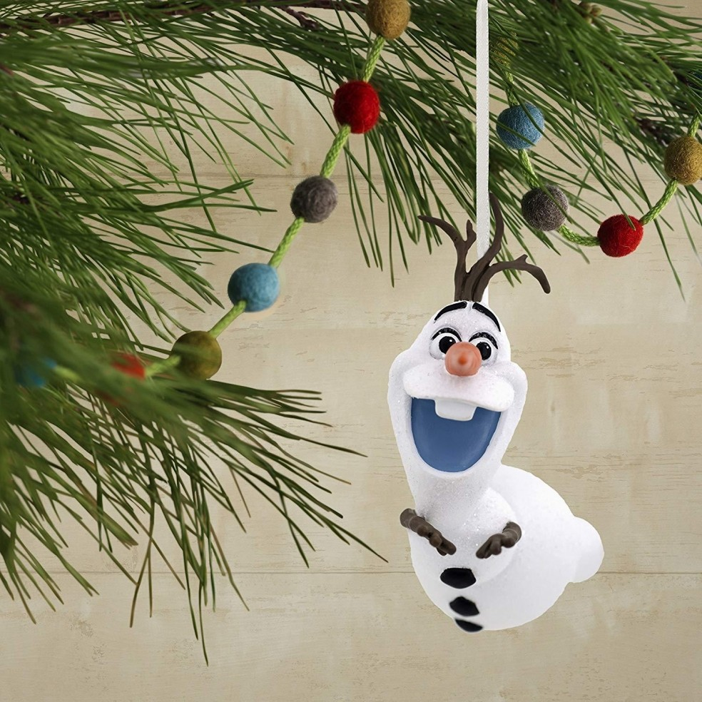Disney Christmas Ornaments - Visual Hunt