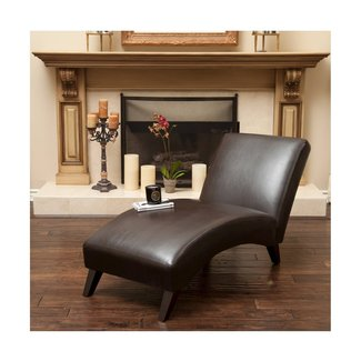 Cleveland Curved Chaise Lounge Chair