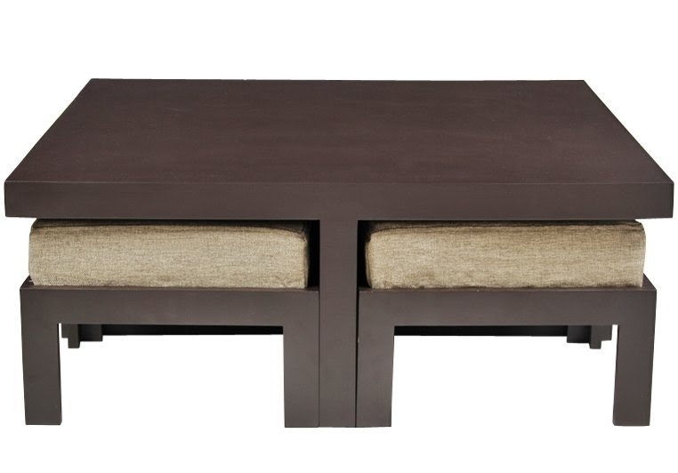 Coffee Table: Baffling Ideas Of Coffee Table With Stools .