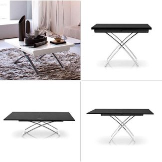 Coffee Table Convertible To Dining | Coffee Table Design Ideas