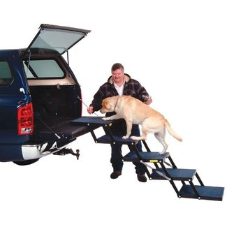 Collapsible Pet Loader Pet Steps for Vehicles | Discount Ramps