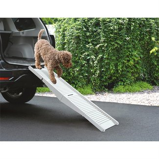 Compact Folding Dog Ramp - 643342, Pet Gates, Ramps ...