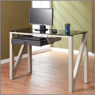 50 computer desk for small spaces up to 70 off for Mobile computer ikea