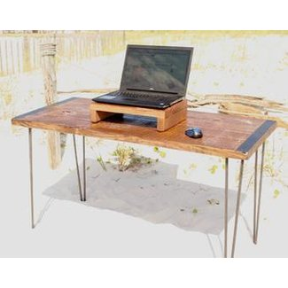 Computer Desk Reclaimed Wood Desk Office Desk Table Rustic