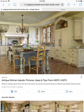 50 French Country Kitchen Cabinets You Ll Love In 2020 Visual Hunt
