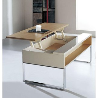 Convertible Coffee Table To Dining Table | Coffee Table ...