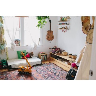 Cool Kids Rooms: Henry's Californian Montessori Bedroom ...