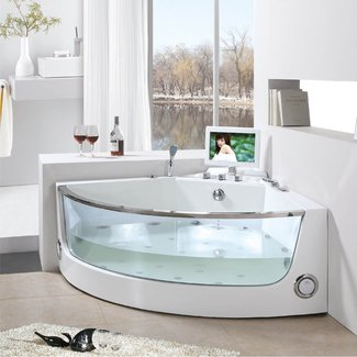 Corner Bath – One Of The Best Options For Your