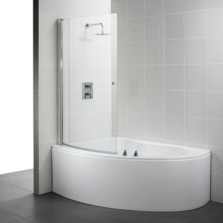 Corner Bathtub and Shower | Ideal Standard Create offset ...