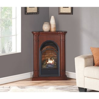 Corner Gas Fireplaces | FirePlace Ideas