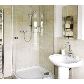 corner shower for small bathroom - Google Search ...