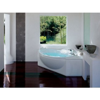 Terrific Corner Tubs For Small Bathrooms Visual Hunt Beutiful Home Inspiration Semekurdistantinfo