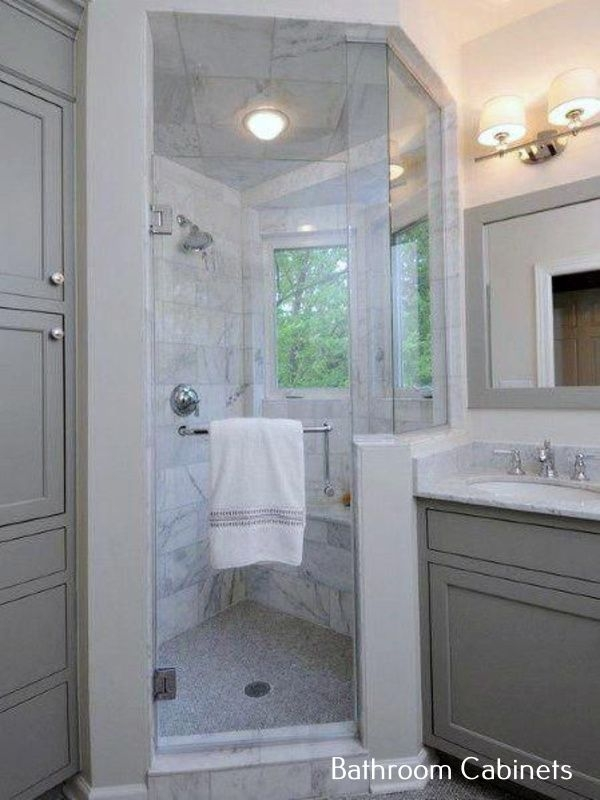 corner shower for small bathroom visual hunt rh visualhunt com small bathroom remodel ideas with corner shower