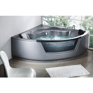 Corner whirlpool tub – the perfect solution for small ...