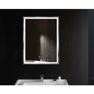 Costa Lighted LED Bathroom Vanity Mirror