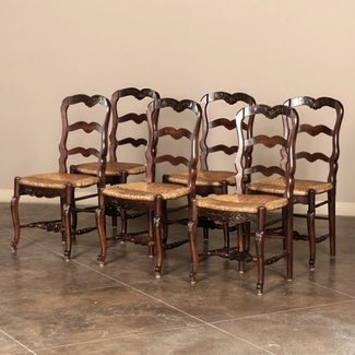 Country French Dining Chairs - All chairs design