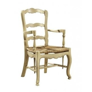 Country French Ladderback Chair | British Home Emporium