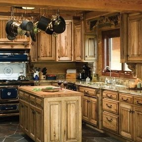 Country Wood Kitchen Cabinets French Country Kitchen Cabinets You'll Love in 2021   VisualHunt