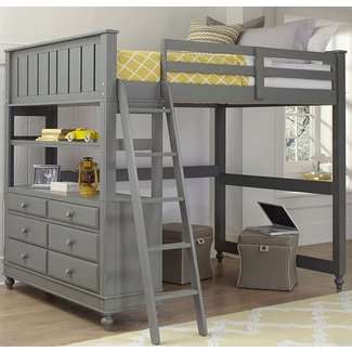 Creative Ideas for Adult Loft Bed -