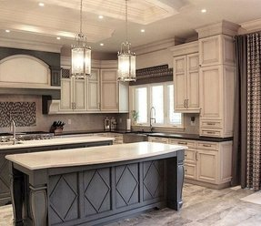 50 Antique White Kitchen Cabinets You Ll Love In 2020