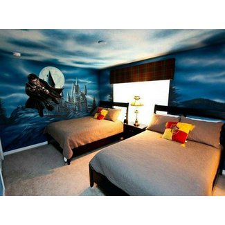 Decorating theme bedrooms - Maries Manor: Harry potter ...