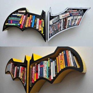 Décoration de chambres pour enfants sur le thème de Batman