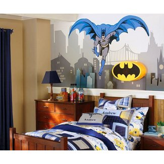 Decorations : Super Hero Theme For Boy Room Decorating ...