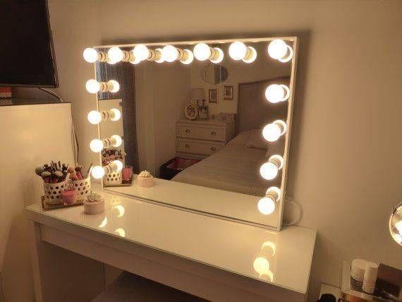 50 Vanity Mirror With Light Bulbs, Big Standing Mirror With Light Bulbs
