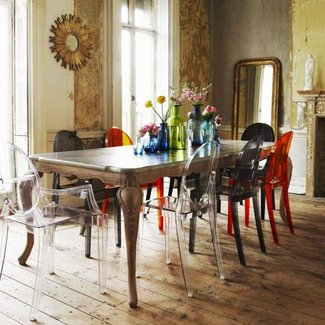 Design Classic: Philippe Starck Louis Ghost Chair | blog ...