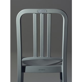 DesignApplause | 111 navy chair. Philippe starck.
