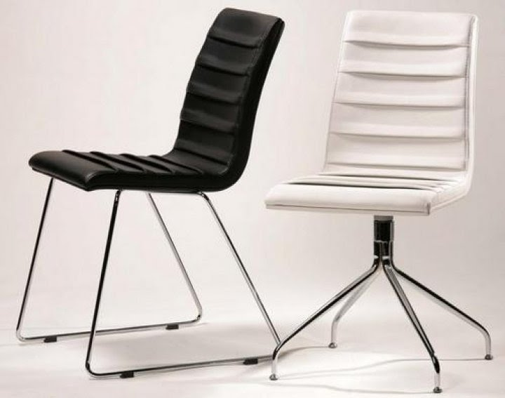Superieur Desk Chairs No Wheels | DesignCorner