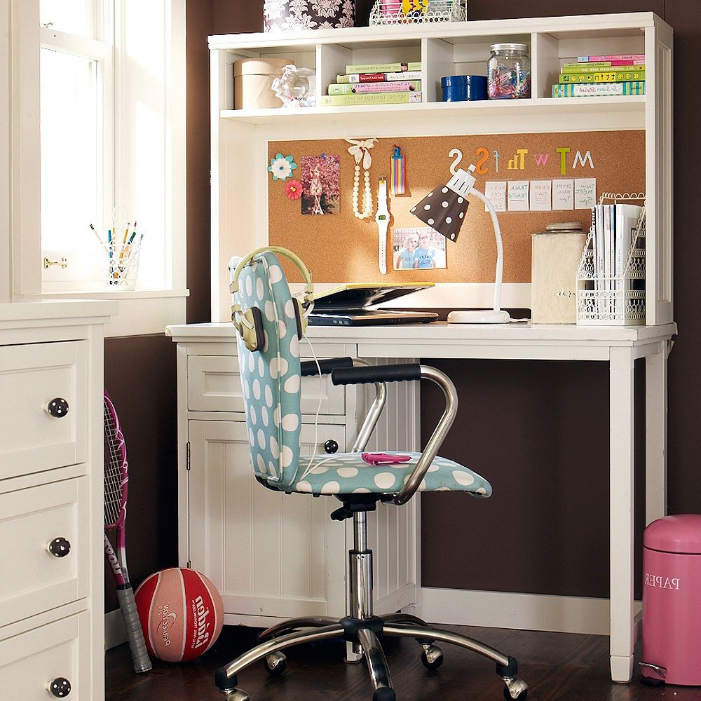 Merveilleux Desks For Small Bedrooms   Review And Photo