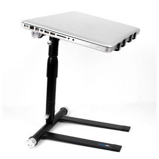 Digistand LPT01 folding DJ laptop stand