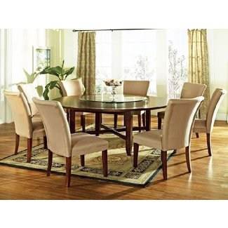 Dining Room. cool round dining room table for 6: round