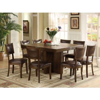 [Dining Room Ideas] Top 20 Pictures Square Dining Room ...