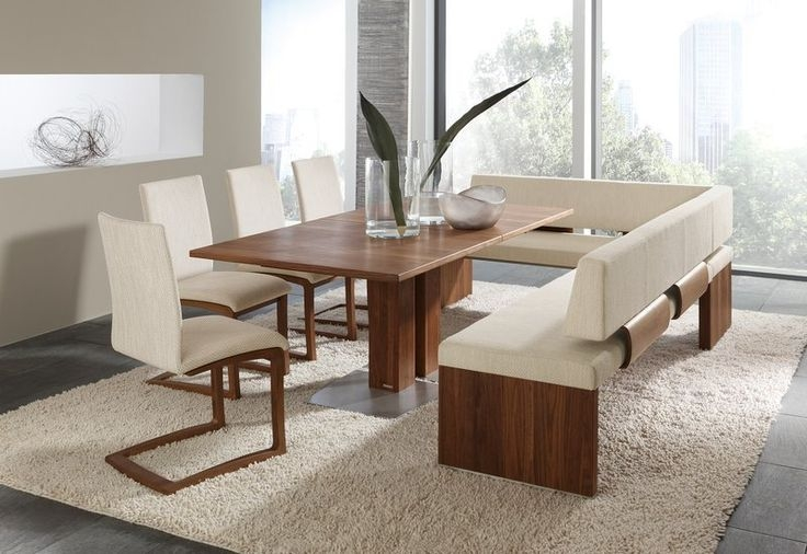 Dining Table With Bench You Ll Love In, Nice Dining Room Sets With Bench
