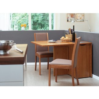 Dining Table: Space Saving Dining Table