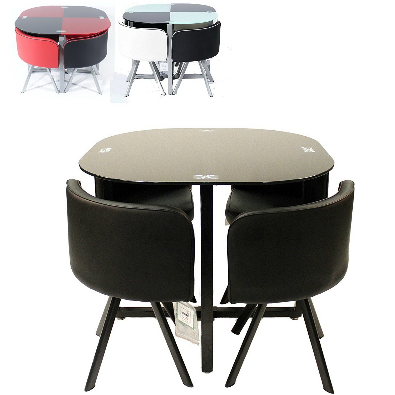Merveilleux Dining Tables : Space Saving Dining Table Sneakergreet .
