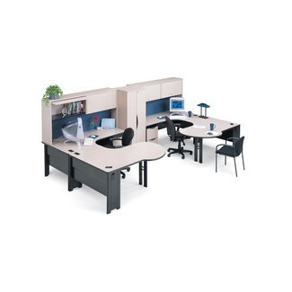 DIY 2 Person Office Desks Plans Free