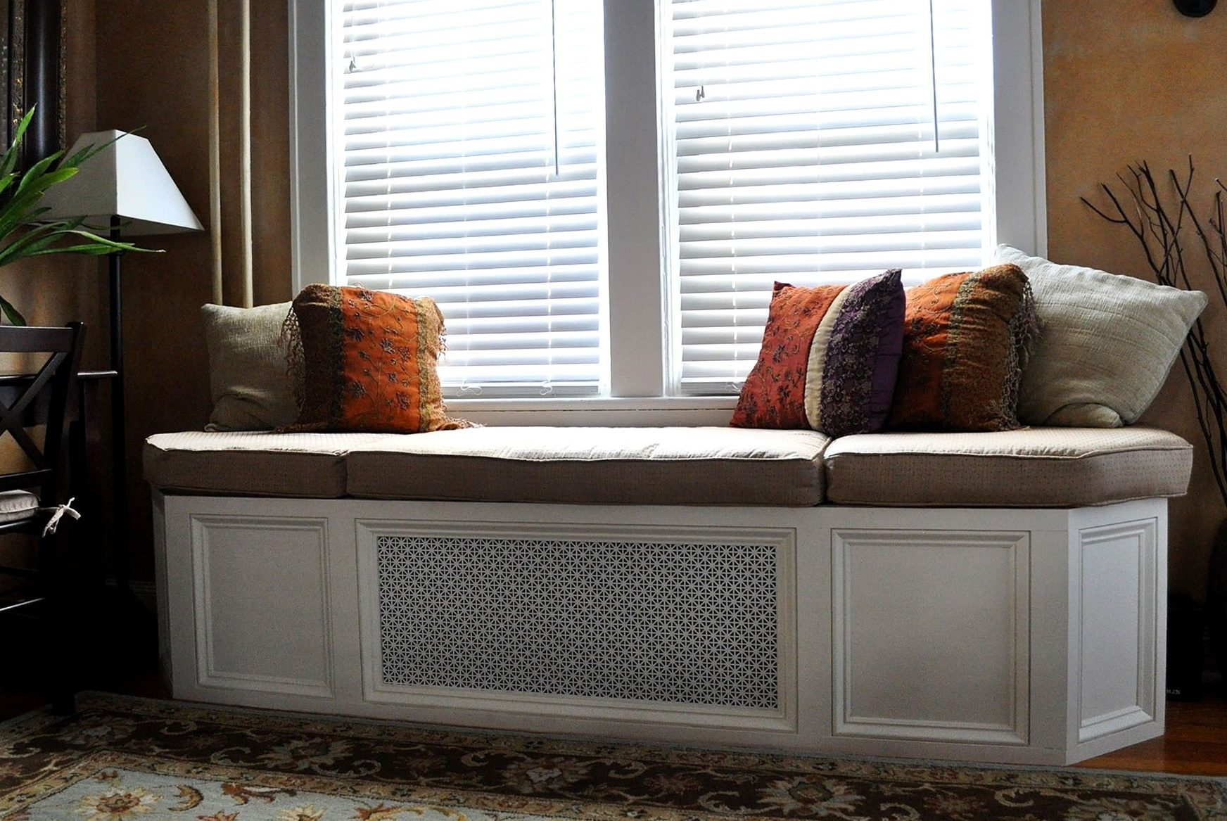 Diy Window Bench With Storage Pictures To Pin On Pinterest