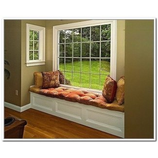 Diy Window Seat Storage Bench Window Bench With Storage ...