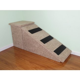 Dog Ramp Cat Ramp 24 High Platform with 22 Inch