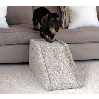 Dog Ramp Handmade Indoor Pet Cat Dog Bed Sofa Steps