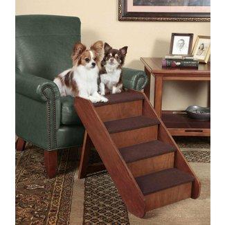 Dog Steps For High Beds Plans - Uncategorized : Interior